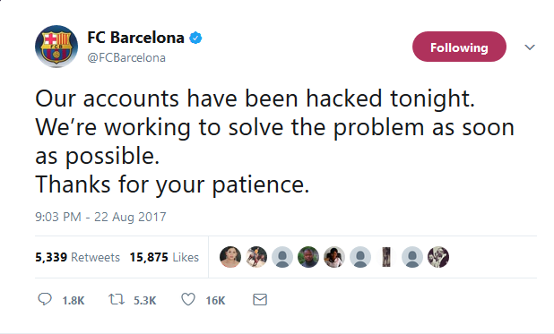 Barcelona-statement