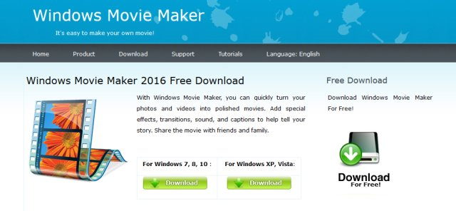windows-movie-maker-download-scam
