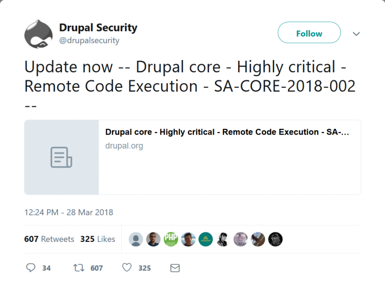 Screenshot-2018-3-29-Drupal-Security-on-Twitter-Update-now-Drupal-core-Highly-critical-Remote-Code-Execution-SA-CO_..._-768x578